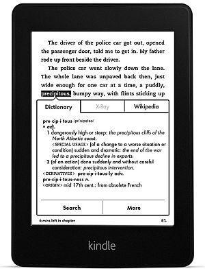 Kindle paperwhite, de beste e-reader tablet